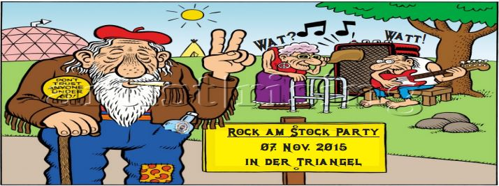 Rock am Stock